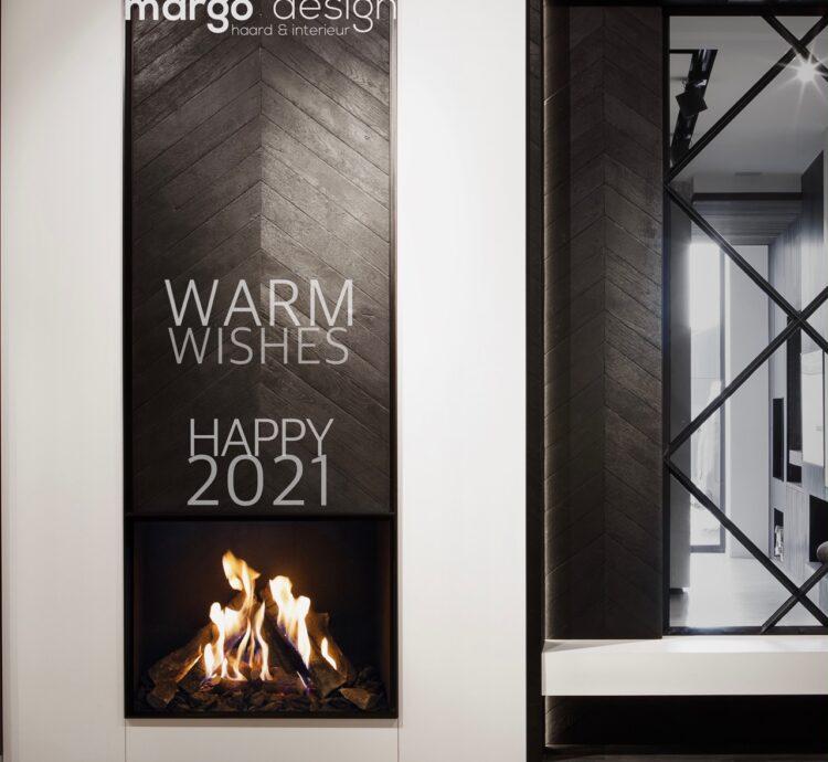 Best Wishes Happy 2021 Margo design